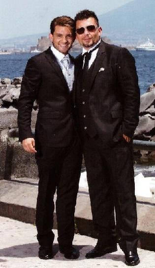 Vincenzo e Nico - Napoli