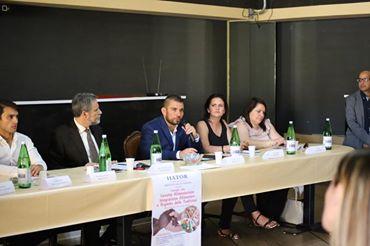 Convegno sulla corretta alimentazione ed integrazione alimentare con il Prefetto Dott. F. Guida