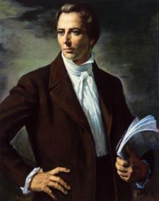 Il fondatore del mormonismo - Joseph Smith - Il Profeta - Stati Uniti -