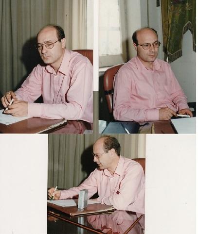 Il sindaco Dr. Guida Navarro