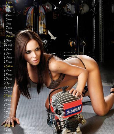 Calendario di Calendario Marta Gut -