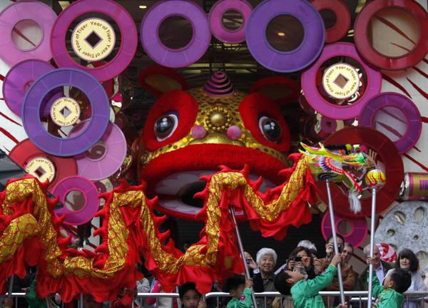 Cina, al via festival primavera: scandisce nuovo anno cinese