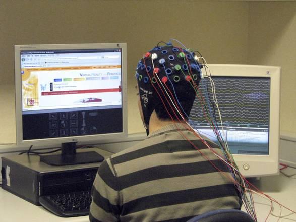 Esperimento in Spagna: navigare usando ''solo'' il cervello -