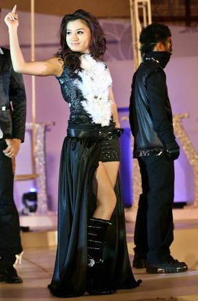 Wut Mhone Shwe Yee, modella del Myanmar -