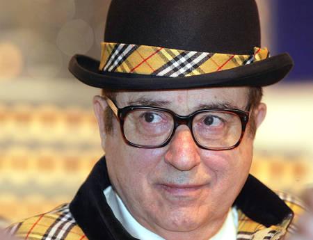 FEBBRAIO 2009 - Si spegne a Roma dopo una lunga malattia Oreste Lionello. Aveva 81 anni -