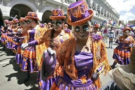 Impazza il Carnevale, Ronaldo sfila a San Paolo5 -