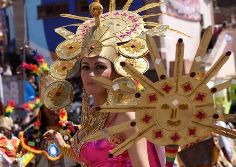 Impazza il Carnevale, Ronaldo sfila a San Paolo6 -