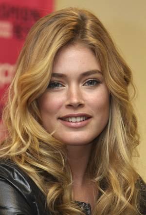 L'incantevole modella olandese Doutzen Kroes -