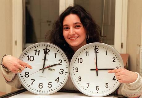 Scattata l'ora legale -