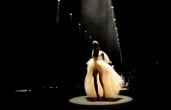 Sfilata Alex Perry alla settimana della moda di Sydney -