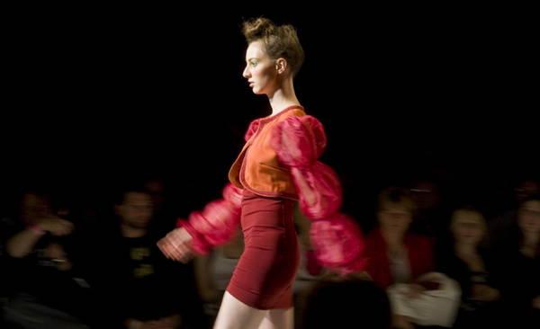 Ungheria, 7 giorni di moda a Budapest, sfila il brand 'SZS' -