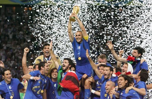 Mondiali e non solo, 100 anni azzurri in una mostra a Milano -