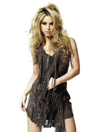 Il brano cantato da Shakira ''Waka Waka, sara' la Canzone Ufficiale dei Mondiali di Calcio 2010 -