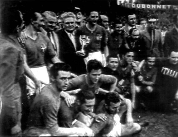Francia 1938, Pozzo e gli azzurri bissano il titolo del '34 -