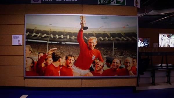 """Inghilterra 1936, primo titolo per i leoni inglesi di """"Alf"""" Ramsey -"""