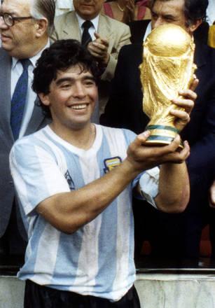 Messico 1986: l'Argentina di Bilardo e' campione per la seconda volta -