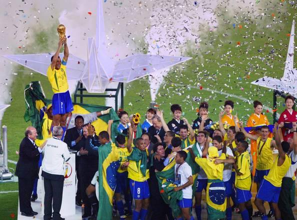 Giappone 2002, il Brasile guidato da Parreira è pentacampione -