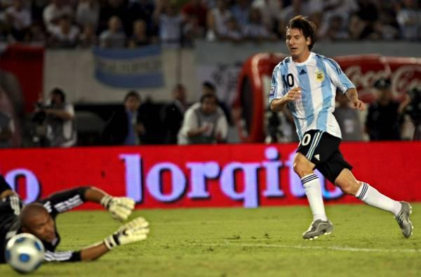 Argentina, Lionel Messi -