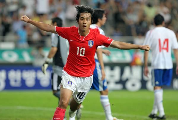 Corea del Sud, Park Chu-Young -