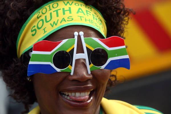 Mondiali, occhiali per partita inaugurale Sudafrica-Messico -