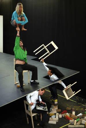 'Napoli Teatro Festival Italia': 20gg di spettacoli non-stop -