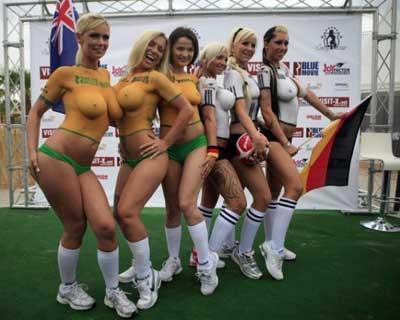 L'Australia batte i tedeschi -