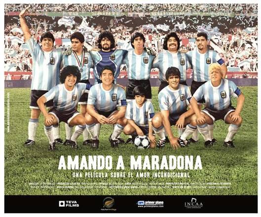 Amando a Maradona -