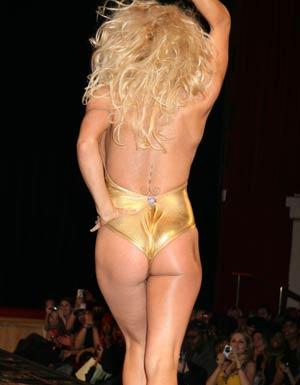 Il lato B di Pamela Anderson -