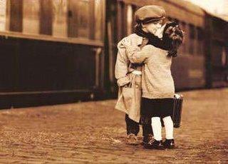 Da vecchi e da innamorati si torna bambini -