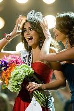 La premiazione di Miss Universo 2010, Jimena Navarrete -