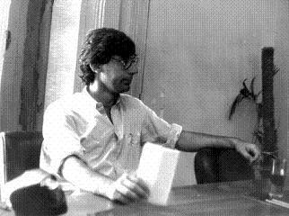Un'immagine d'archivio del giornalista Giancarlo Siani -