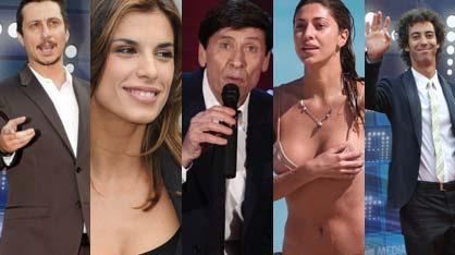 """News : Sanremo, Morandi ci sarà con lui Belen e la Canalis, ma pure i """"disturbatori"""" Luca e Paolo -"""