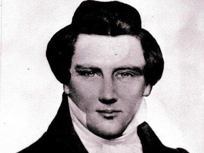 Joseph Smith � stato un profeta statunitense, fondatore dei Mormoni -