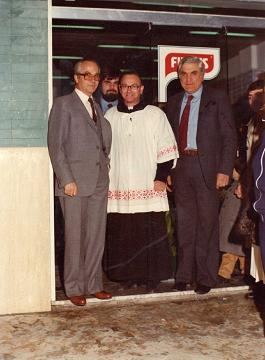 Luigi Crinisio, Giuseppe Piccolo, Don Vittorio Sannino, Vincenzo Piccolo - 1980 -