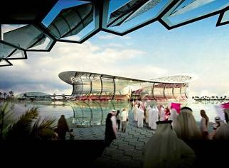 Qatar 2022, il Mondiale del futuro - Il Lusail Iconic Stadium di Lusail City -