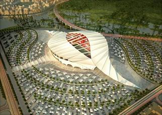 Qatar 2022, il Mondiale del futuro - Il nuovo Al-Khor Stadium: 45.330 posti -