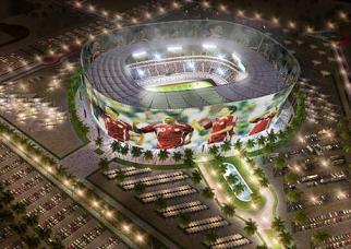 Qatar 2022, il Mondiale del futuro - Il restilyng dell'Al-Rayyan Stadium -
