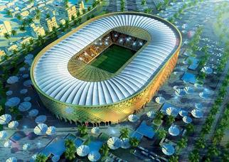 Qatar 2022, il Mondiale del futuro - Il nuovo Qatar University Stadium di Doha -