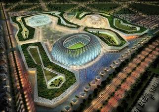 Qatar 2022, il Mondiale del futuro - Il nuovo Al-Wakrah Stadium -