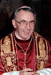 L'Osservatore Romano restaura l'archivio foto - Giovanni Paolo I -