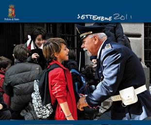 Calendario Polizia 2011 -