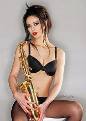 Mirela Ghita - Calendario 2011 -