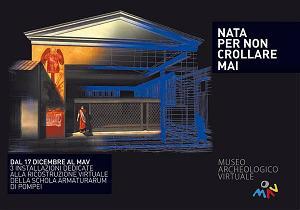 La Casa dei Gladiatori al Museo Archeologico Virtuale