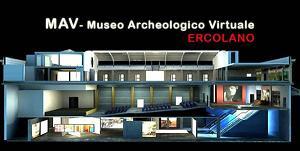 La Casa dei Gladiatori al Museo Archeologico Virtuale - Museo Archeologico Virtuale -