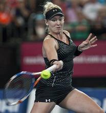 Tennis, Hopman Cup, la statunitense Bethanie Mattek-Sands -