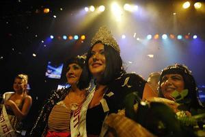 Israele elegge Miss Large 2011 - Il concorso è stato vinto da Tanya Weinerman -