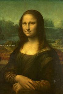Monnalisa - La Gioconda, il piu' celebre e misterioso dipinto del mondo, di Leonardo da Vinci -