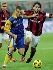 Milan-Parma 4-0 del 12/02/2011 -