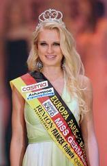 Miss Germania 2011 è Anne-Kathrin Kosch -