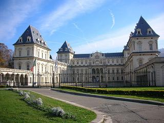 Torino: Castello del Valentino -